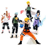 Naruto Action Figures 5pc Set